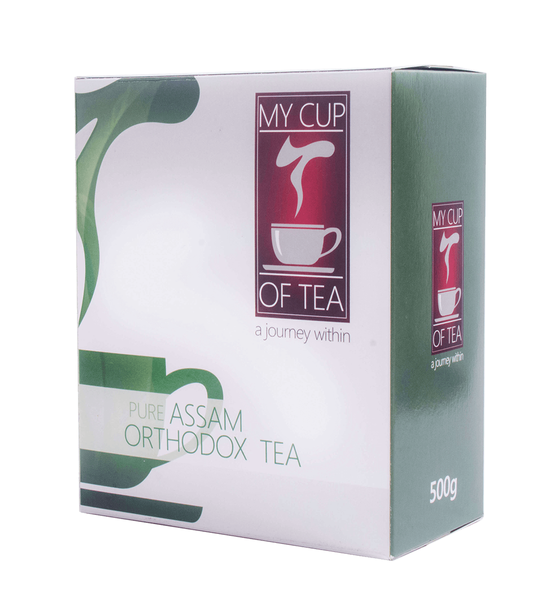 Pure Assam Orthodox Tea